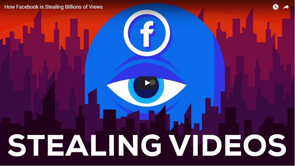 Facebook accused of cheating content creators out of billions of views
